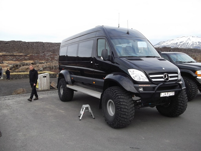 superjeep islande