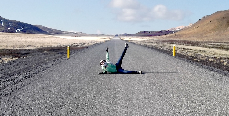 cecile-ailleurs road trip reykjanes