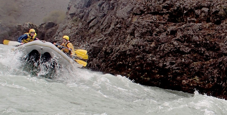 rafting islande article