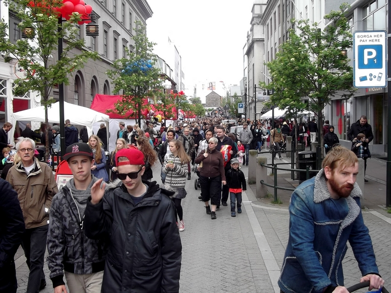 rue fete nationale islande