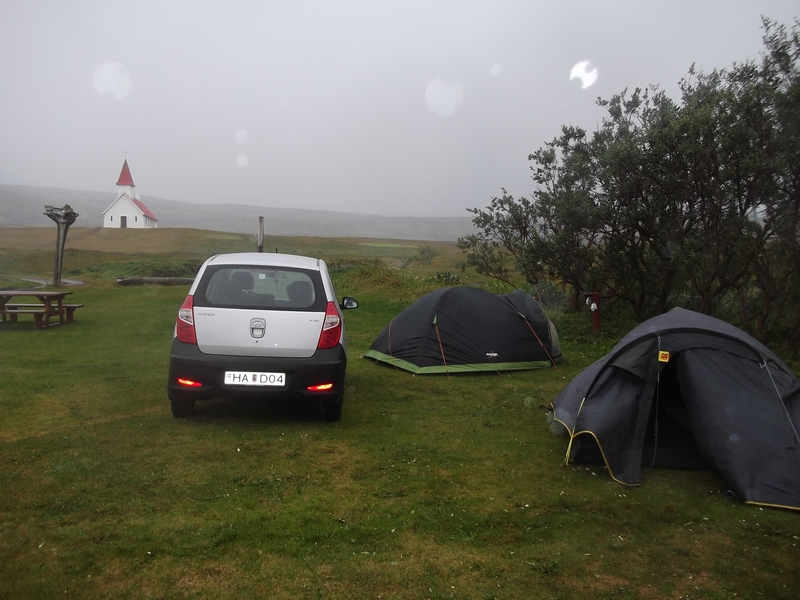 camping fjords ouest islande