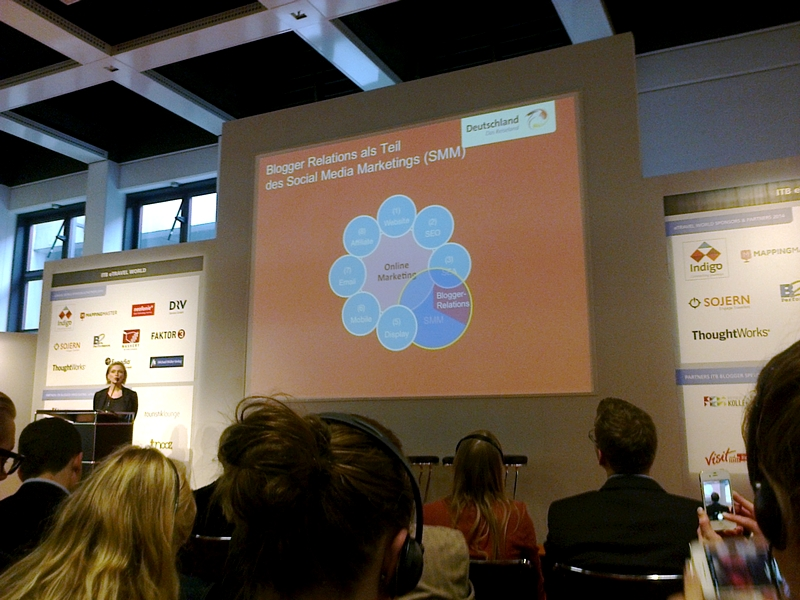blogger relations itb berlin