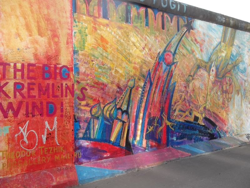 kremlin wind east side gallery berlin