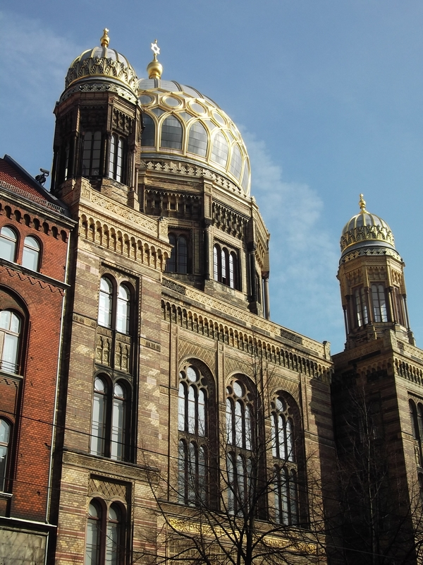 synagogue berlin